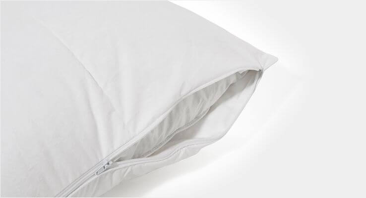 Pillow Protector Zipper