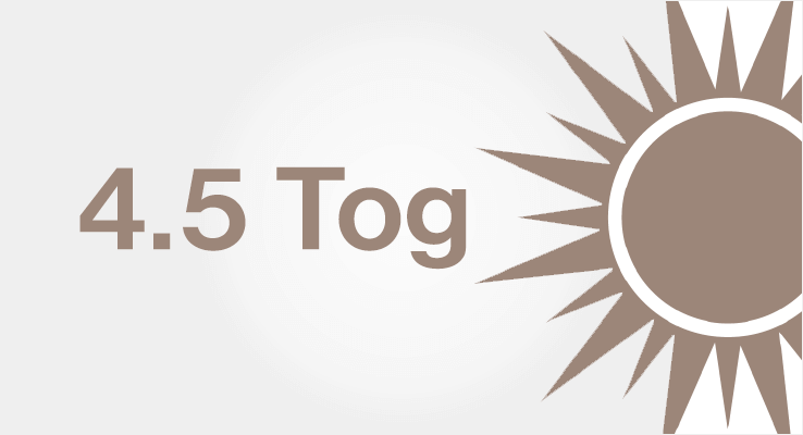 4.5 TOG Rating