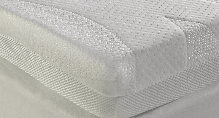 Octaspring Body Zone Mattress Topper Super King