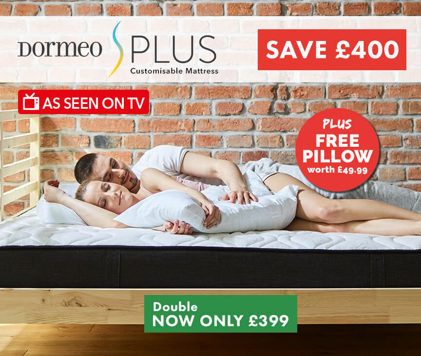 Dormeo S Plus Mattress Sale