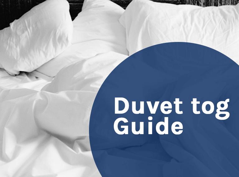 Duvet Tog Guide