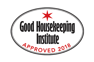 Good Housekeeping Approved 2018