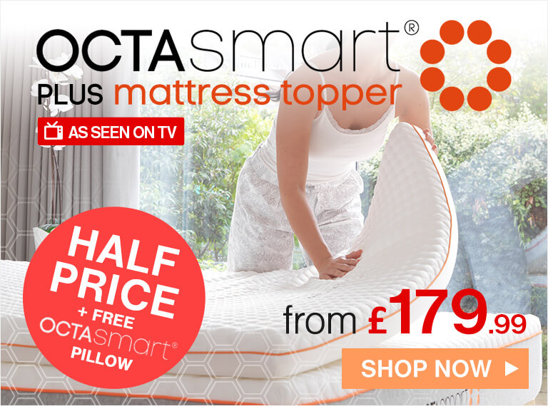 Octasmart Plus Mattress Topper