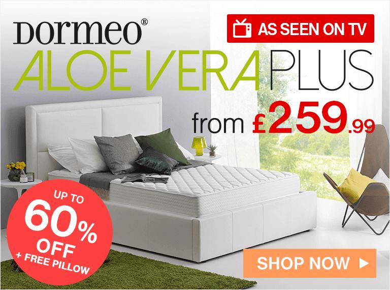 Aloe Vera Plus Memory Foam Mattress