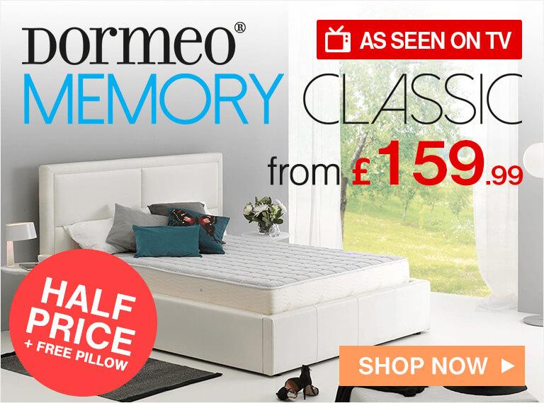 Memory Classic Memory Foam Mattress
