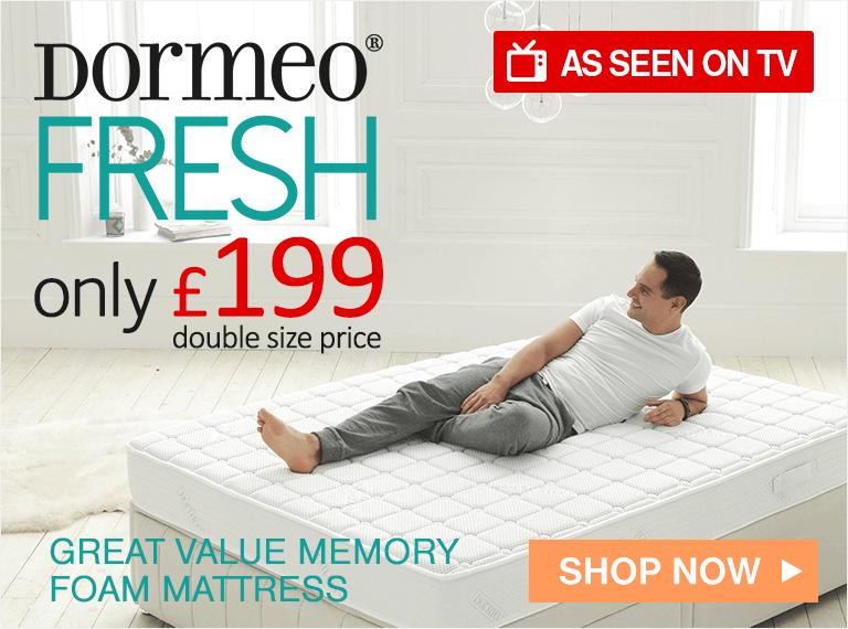 Fresh Memory Foam Mattress