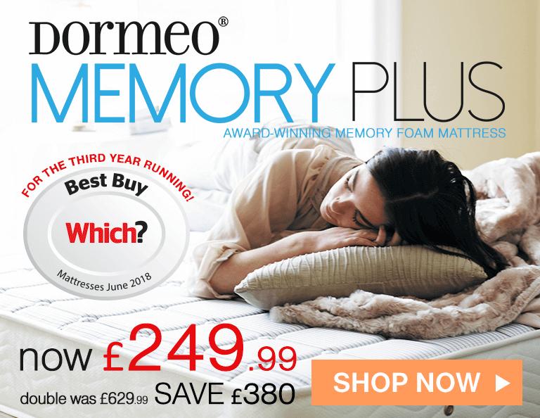 Memory Plus Memory Foam Mattress