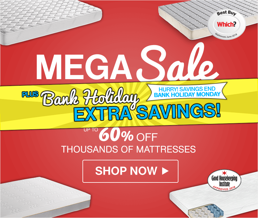 Mega Mattress Sale