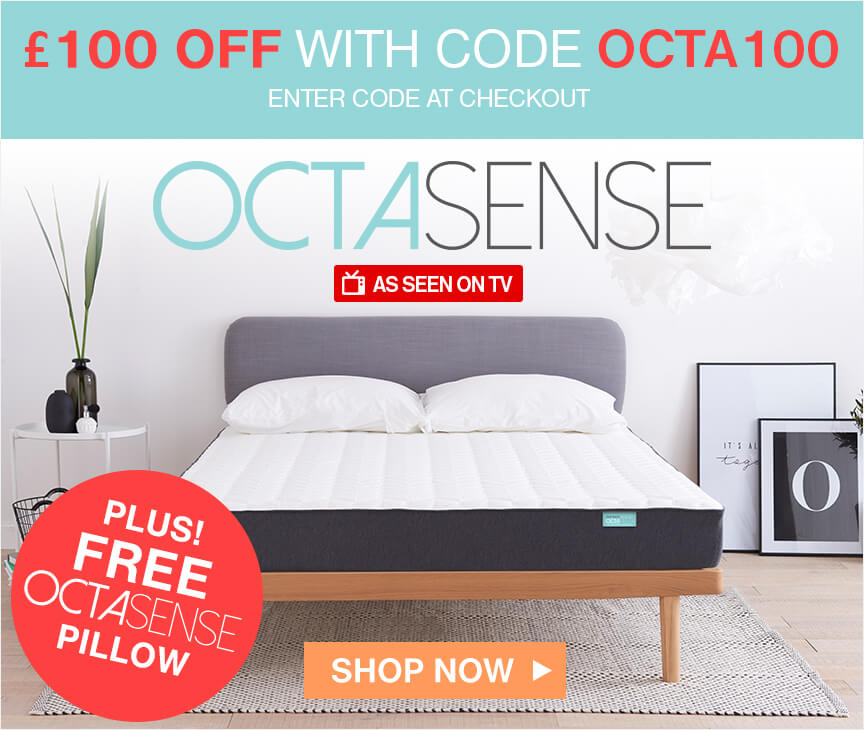 Octasense Memory Foam Mattress Sale