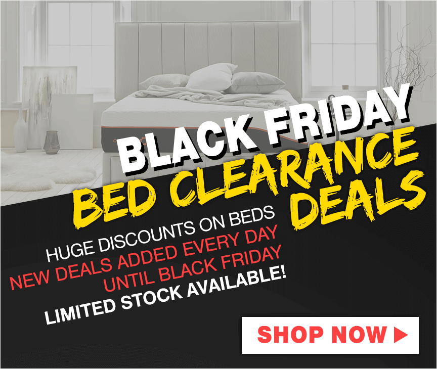 Black Friday Bed Clearance Sale