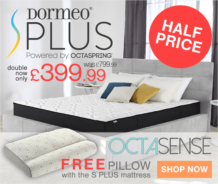Memory Foam Mattress Specialists Dormeo Uk