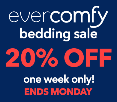 Evercomfy Bedding Sale