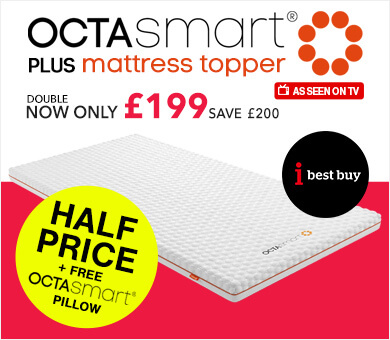 Octasmart Plus Mattress Topper Sale