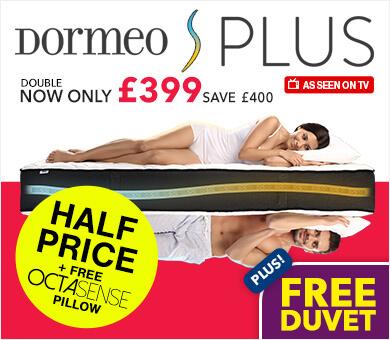 Dormeo S Plus Memory Foam Mattress Sale