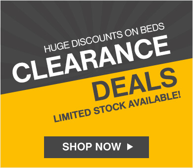 Bed Clearance Sale