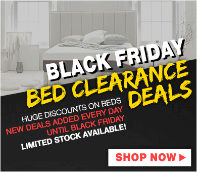 Black Friday Bed Clearance