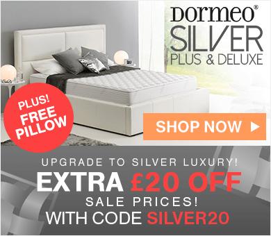 Silver Mattress Sale