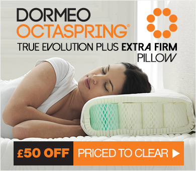 Octaspring Extra Firm Pillow