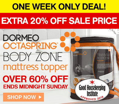 Octaspring Mattress Topper Sale