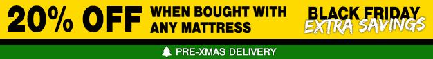 Black Friday Bed Sale